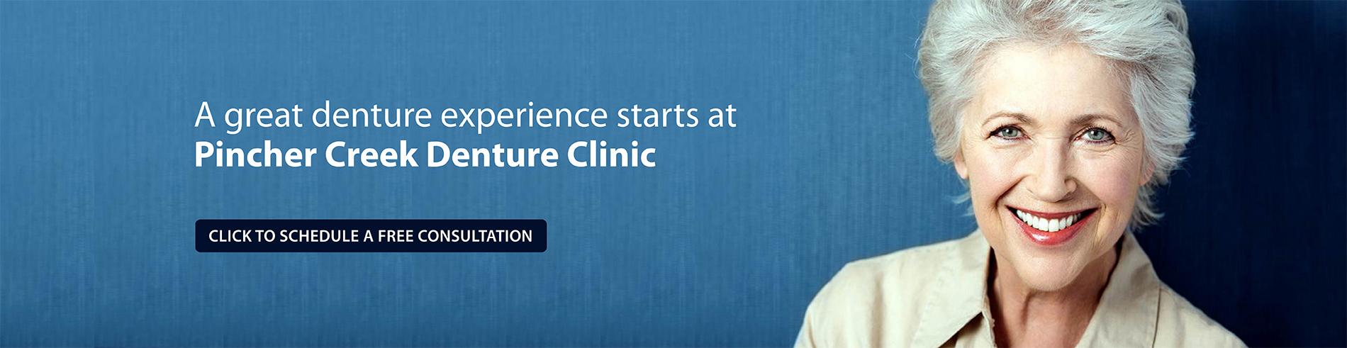 Pincher Creek Denture Clinic